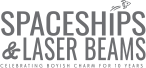 Spaceships and Laser Beams logo